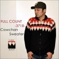 """FULLCOUNT フルカウント、""""3718""""、COWICHAN SWEATER、カウチンセーター [スウェット][アウター]"""