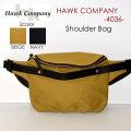 """Hawk Company ホークカンパニー、""""4036""""、ショルダーバッグ [小物][バッグ]"""