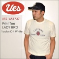 "UES ウエス、""651737""、LADY BIRD Tシャツ [S/STee]"