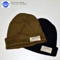 """東洋エンタープライズ、BUZZ RICKSONS(バズリクソンズ)、""""BR02186""""、WATCH CAP COTTON VERSION、ワッチキャップ [帽子][小物]"""