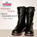 "PISTOLERO ピストレロ、""122-01""、10 ENGINEER BOOTS エンジニアブーツ [小物][靴]"