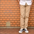 "FOB FACTORY、""F0387""、CHINO TROUSERS、ストレッチチノトラウザーパンツ [OTHER PANTS]"