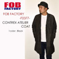 "FOB FACTORY、""F2377""、Contrex Atelier Coat、コントレックスアトリエコート [アウター]"
