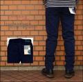 "JAPAN BLUE ジャパンブルー、""JB0625""、13.5ozダブルサルファーセルヴィッチハイテーパード [ライトオンス][ヴィンテージ系色落ち]"