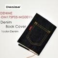 "DENIME ドゥニーム、""DM17SP05-MG0011""、デニムブックカバー [小物]"