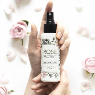 【ローズゴンチェ精油配合 バラが香る 除菌・消臭スプレ-】ROSE PROTECT 100ml