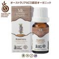 オーガニック エッセンシャルオイル ローズマリー10ml Mt. retour organics ACO認定 100%オーガニック(無農薬有機栽培)