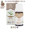 オーガニック エッセンシャルオイル ティーツリー10ml Mt. retour organics オーストラリACO認定 100%オーガニック(無農薬有機栽培)