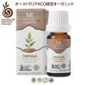 オーガニック エッセンシャルオイル パチュリー10ml Mt. retour organics オーストラリACO認定 100%オーガニック(無農薬有機栽培)