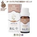 オーガニック エッセンシャルオイル ジャスミン  3% in 認定オーガニックホホバオイル 10ml Mt. retour organics オーストラリACO認定