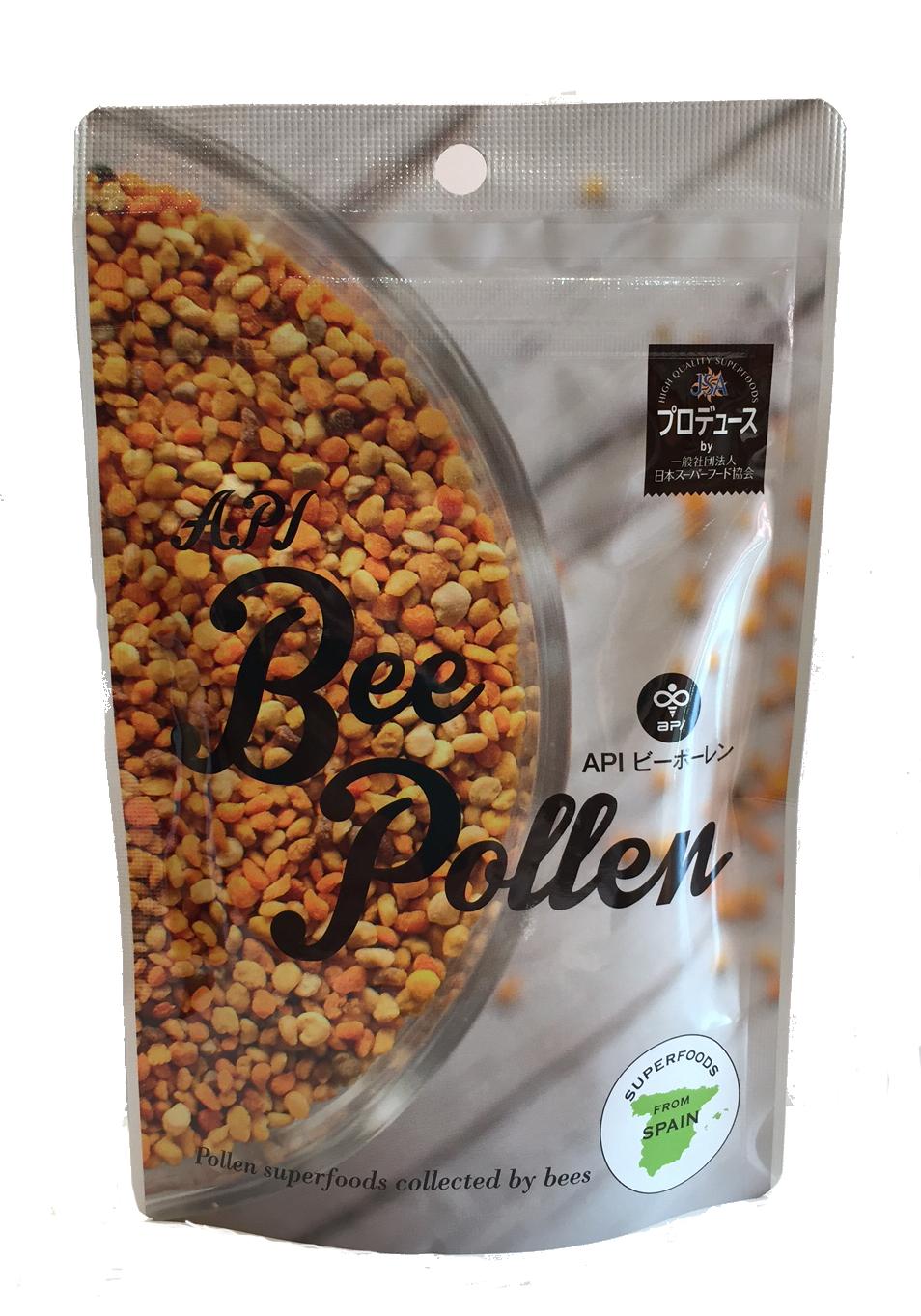 スペイン産ビーポーレン(BeePollen) パーフェクトフード ミツバチ花粉 【70g】