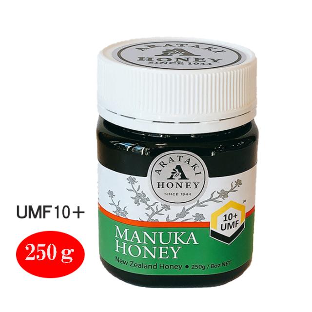 アラタキマヌカハニーUMF10+250g