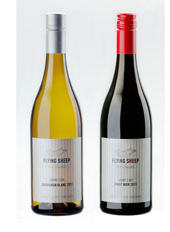 フライングシープワイン2本セット(ピノノワール・ソーヴィニヨンブラン)