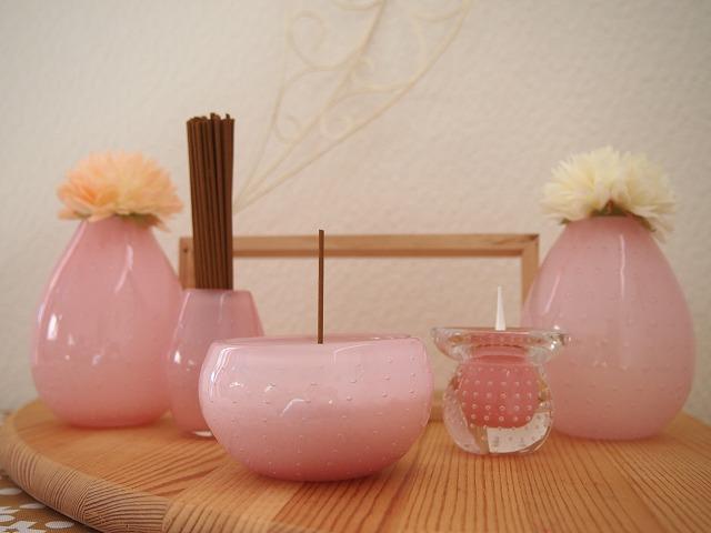 kawaii かわいい仏具 pinkの仏具 子供の仏具
