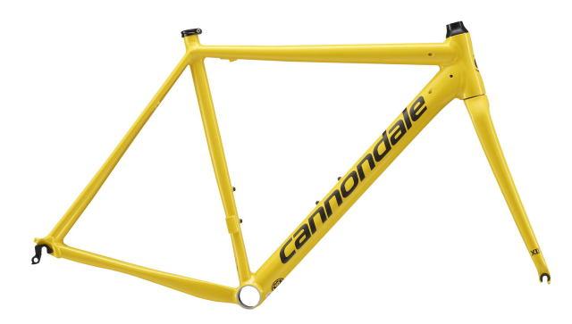 キャノンデール CANNONDALE CAAD12 フレームセット YELLOW