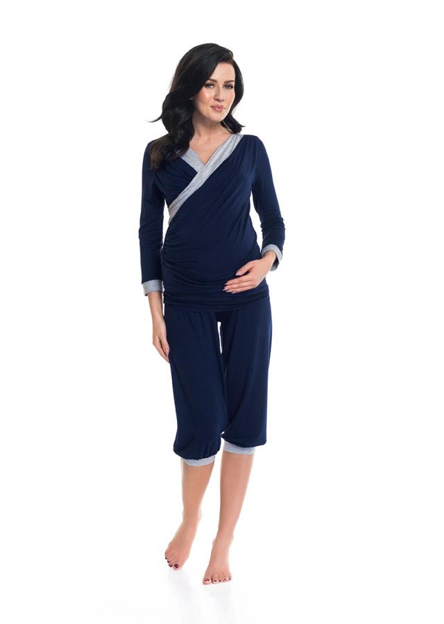 ナインファッション マタニティ・授乳パジャマ シルヴァ セール