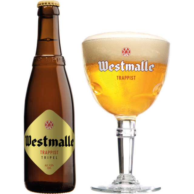 ウェストマール・トリプル瓶330ml
