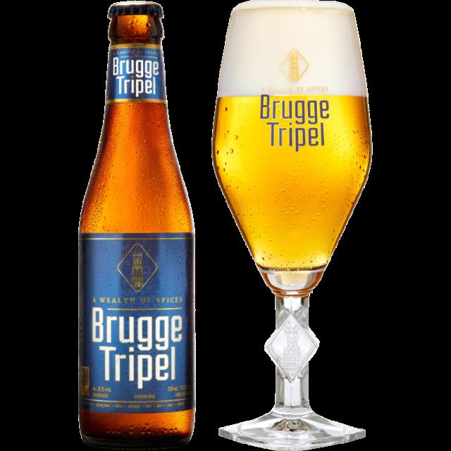 ブルージュ・トリプル瓶330ml