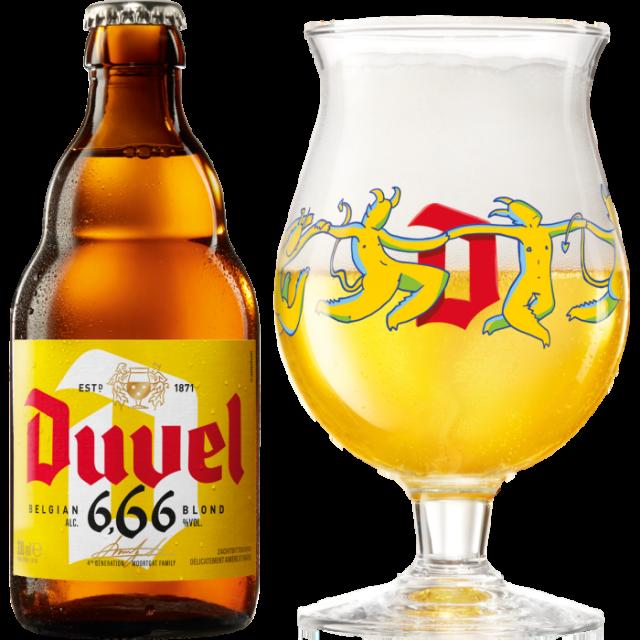 デュベル・666瓶330ml