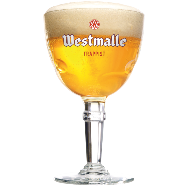 ウェストマール グラス