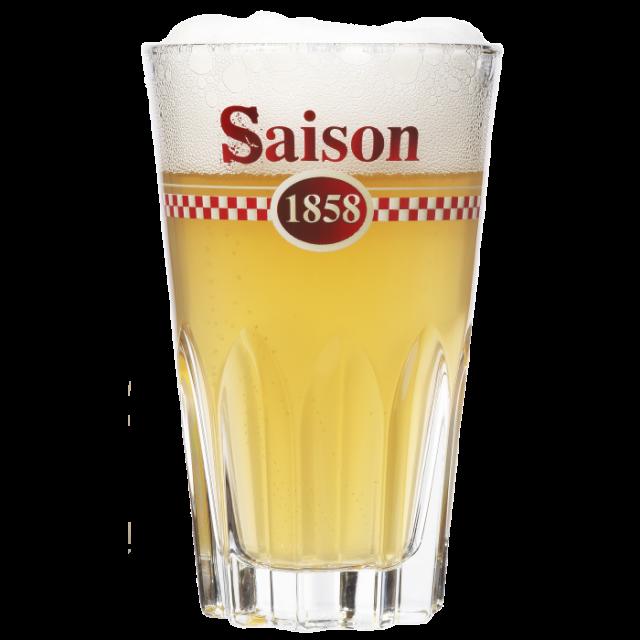 セゾン1858 グラス