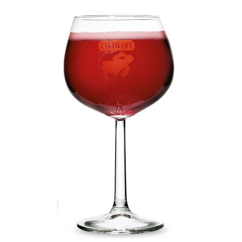 カンティヨン・クリーク・フランボワーズ・グラス