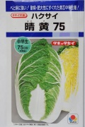 タキイ 晴黄75 ハクサイ