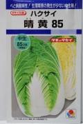 タキイ 晴黄85 ハクサイ