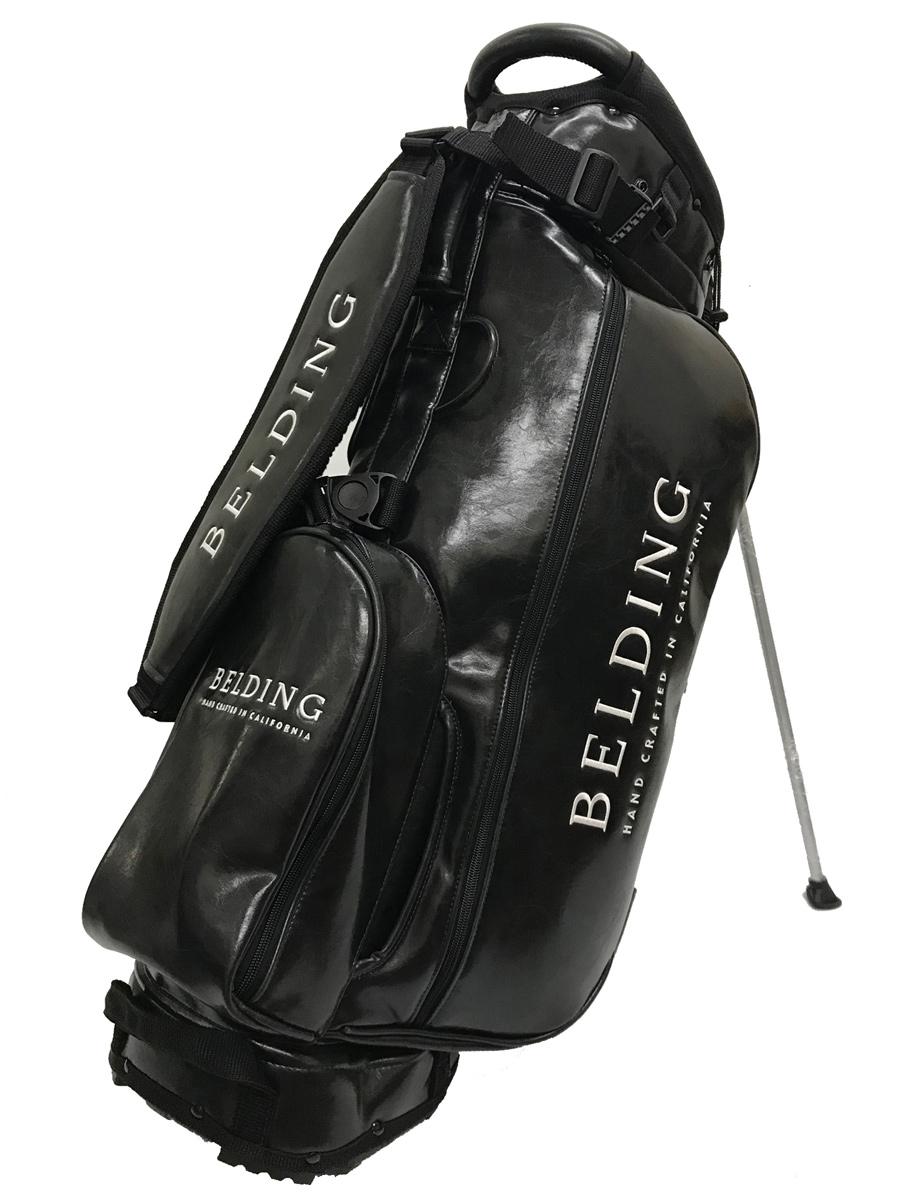 サンバード 2.0 スタンドバッグ(8.5インチ)- ブラック・グレーズ・シルバー11インチロゴ
