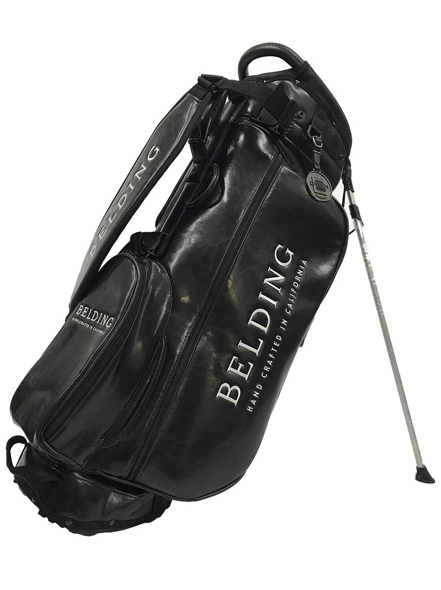 サンバード 2.0 スタンドバッグ(8.5インチ)- ブラック・グレーズ/ホワイト11インチロゴ