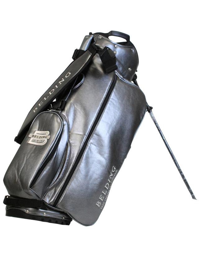 サンバードスタンドバッグ(8.5インチ)- スターライトメタル/カーボンファイバー