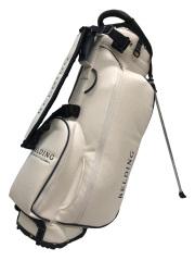 サンバード 2.0 スタンドバッグ(8.5インチ)- ホワイト・バッファロー/カラカス・ネイビー