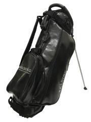 サンバード 2.0 スタンドバッグ(8.5インチ)- ブラック・グレーズ・シルバー7インチロゴ