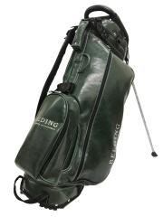 サンバード 2.0 スタンドバッグ(8.5インチ)- グリーン・グレーズ・シルバー7インチロゴ
