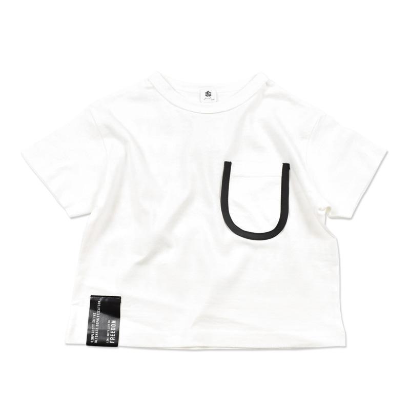 br-20sm-300133_OW ややビッグ Tシャツ [OW.オフホワイト] 【Jeans-b】【夏物】
