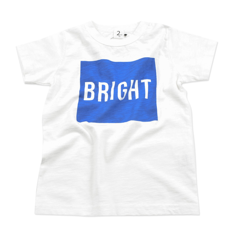 br-20sp-800107_OW BRIGHT Tシャツ [OW.オフホワイト] 【Jeans-b 2nd】【春夏物】