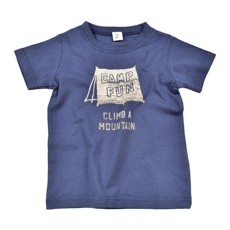 br-20sm-800142_NV camp Tシャツ [NV.ネイビー] 【Jeans-b 2nd】【夏物】