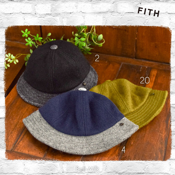 ft-16AW-468049 FITH(フィス)ウールHAT【16AW】