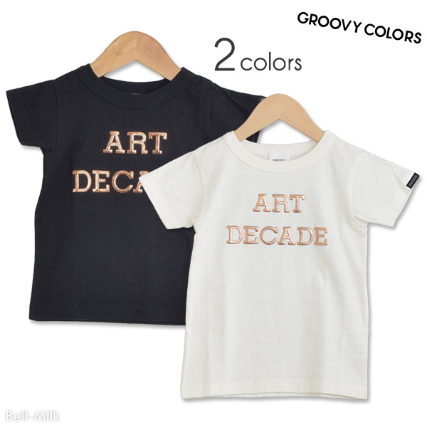 ft-17SS-1672411 GC(グルーヴィーカラーズ)テンジク ART DECADE TEE【GROOVY COLORS】【17SS】