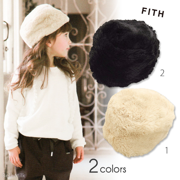 ft-18AW-488035 FITH(フィス)ファーCAP【18AW】