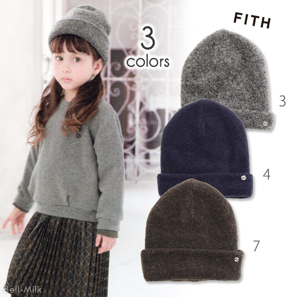 ft-18AW-488036 FITH(フィス)ブークレーニットCAP【18AW】