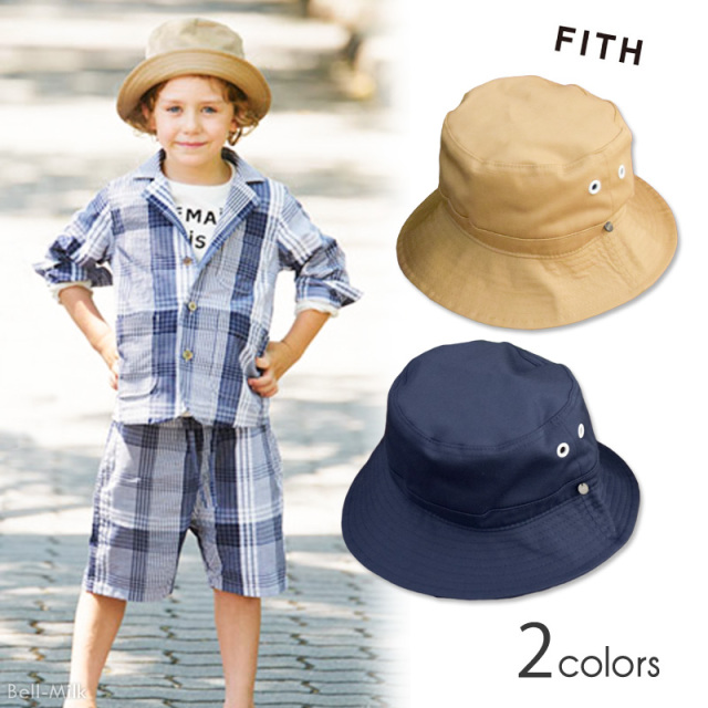 ft-17SS-472056 FITH(フィス)ハトメHAT【17SS】