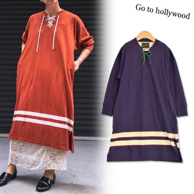 ft-19AW-1298504 GTH(ゴートゥーハリウッド) テンジク レースアップ OP 【Go to Hollywood】【19AW】
