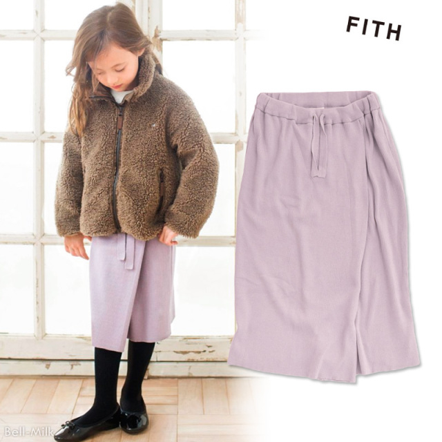 ft-19AW-298310 FITH(フィス) ウォッシャブルKNIT コットンSK 【19AW】
