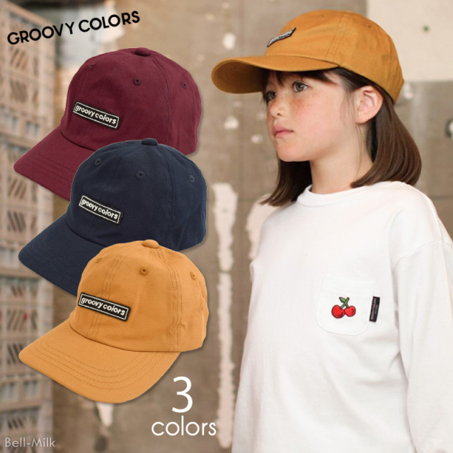 ft-20SS-4702002 GC(グルーヴィーカラーズ) GRCS LOW CAP 【GROOVY COLORS】【20SS】