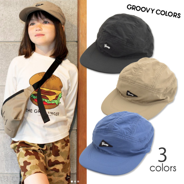 ft-20SS-4702004 GC(グルーヴィーカラーズ) GRCS WIND WAVE CAP 【GROOVY COLORS】【20SS】