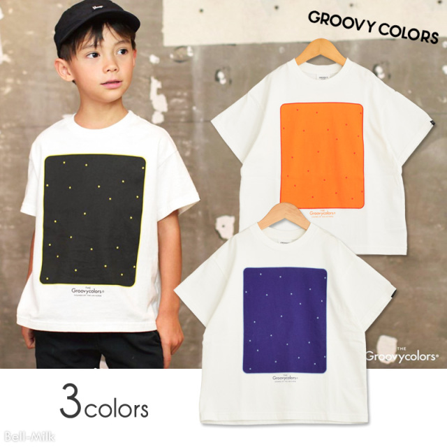 ft-20SS-1602414 GC(グルーヴィーカラーズ) テンジク STAR WINDOW BIG TEE 【GROOVY COLORS】【20SS】