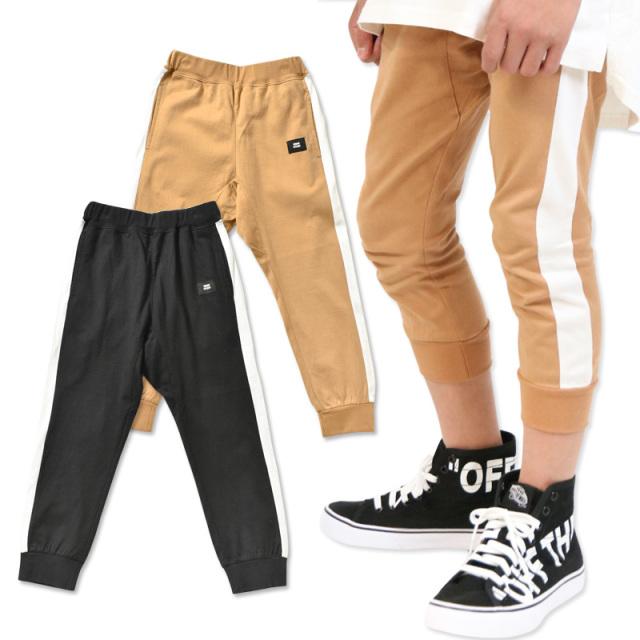 br-21sm-311031 Jeans-b ライン 7分丈 リブパンツ 【ジーンズベー】【21年夏物】【アメカジ】