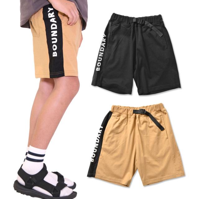 br-21sm-311033 Jeans-b サイドライン ハーフパンツ 【ジーンズベー】【21年夏物】【アメカジ】
