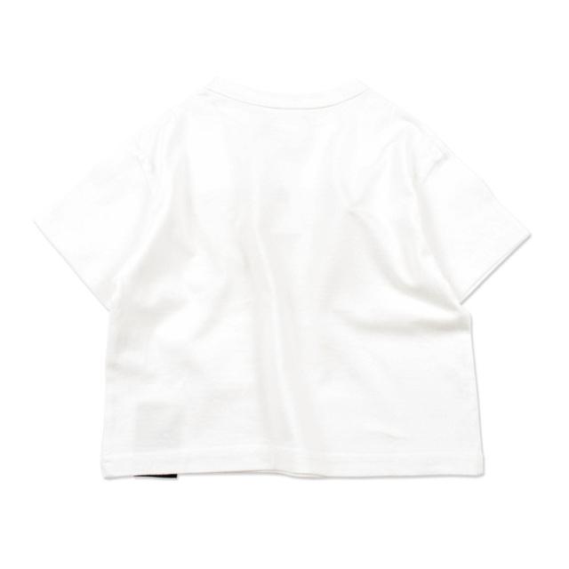 br-20sm-300132_OW mesh Tシャツ [OW.オフホワイト] 【Jeans-b】【夏物】